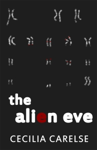 Alien Eve front cover web